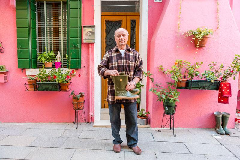 Burano, le storie dei personaggi dell'isola di Burano