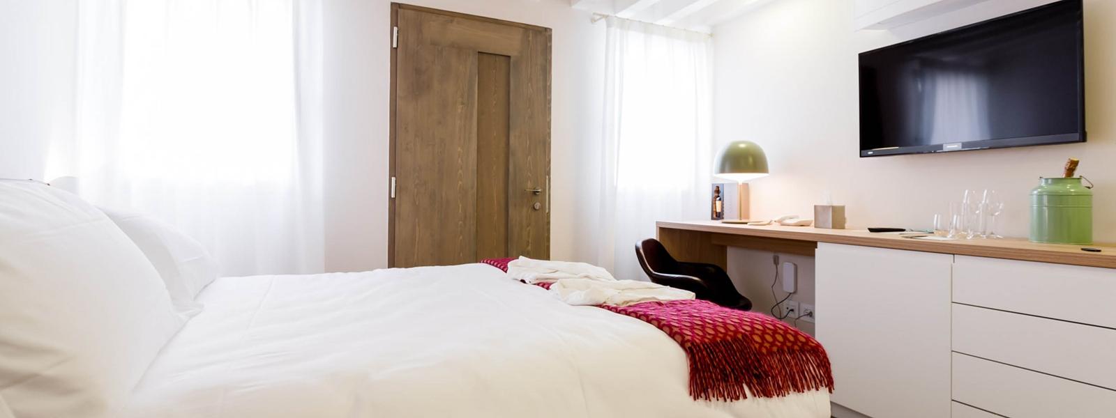 Hotel Burano camera superior